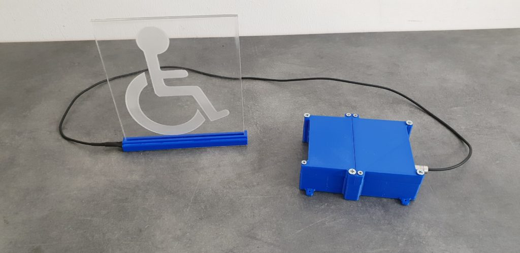 prototype produit Handivisible