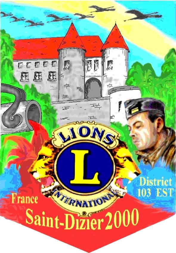 partenaire Handivisible club Lions Saint-Dizier