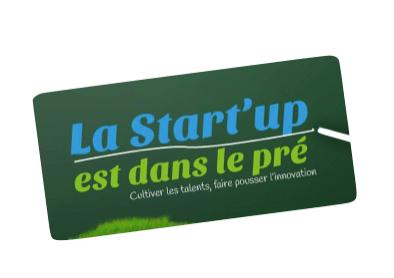 partenaire Handivisible La start-up est dans le pré