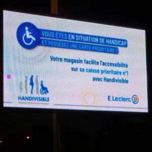 Publicité Leclerc Romilly-sur-Seine