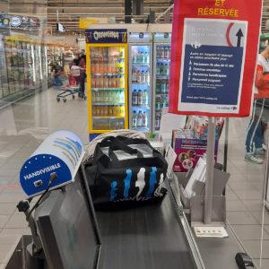 Test Carrefour L'escapade