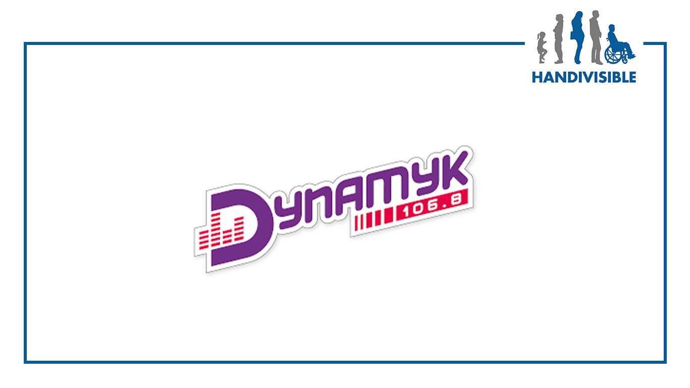 banniere actu dynamyk radio - handivisible